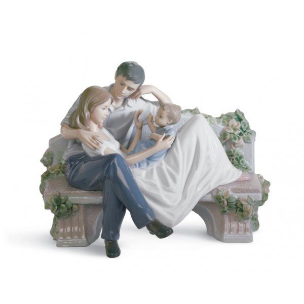 Lladro - A Priceless Moment