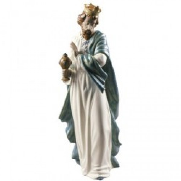 Lladro - King Gaspar with cup
