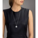 Messika - Lucky Move Pave Necklace