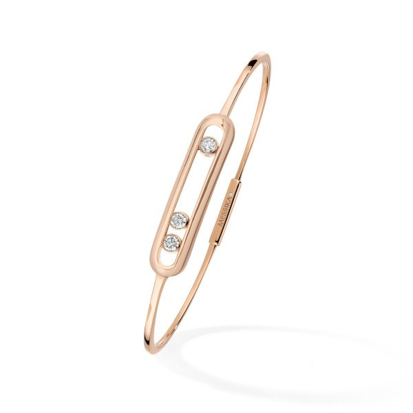 Messika Move Thin Pink Gold