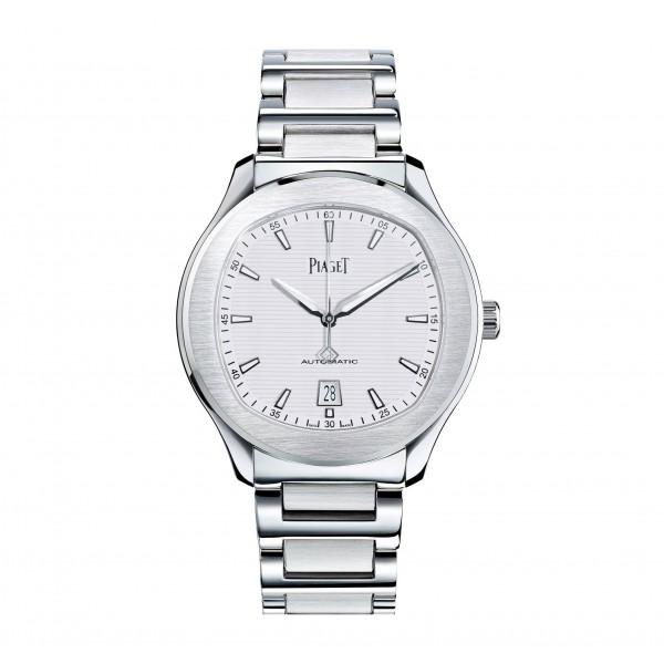 Piaget - Polo S White Guilloche