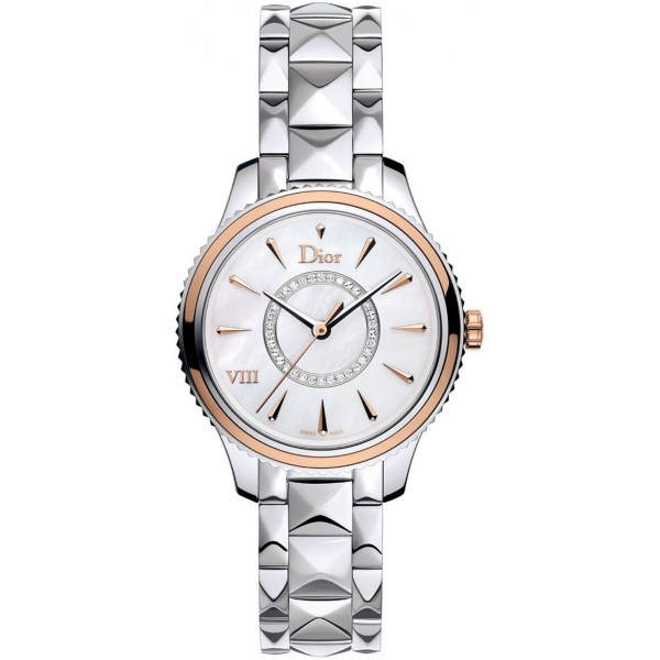 Dior - Christian Dior VIII Montaigne Mother of Pearl Gold Accent