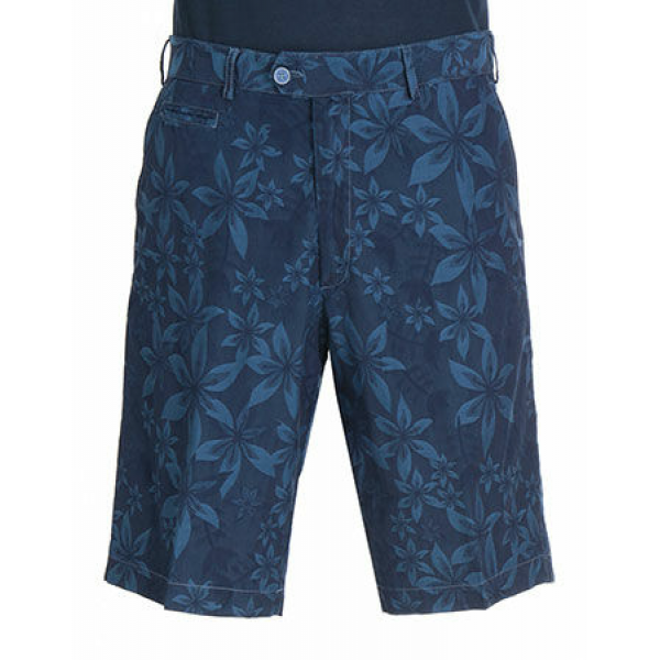Paul & Shark - WOVEN BERMUDAS C.W. COTTON