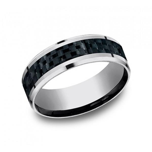 Benchmark - Tungsten Ring