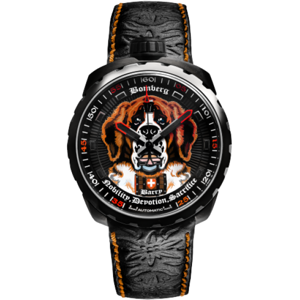 Bomberg - BOLT-68 Barry Automatic