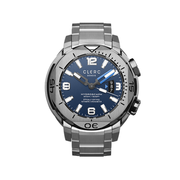 Clerc Hydroscaph H1 Watch