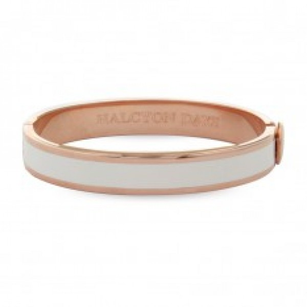Halcyon Days Cream & Rose Gold