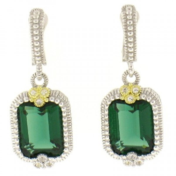 Judith Ripka Estate Earrings