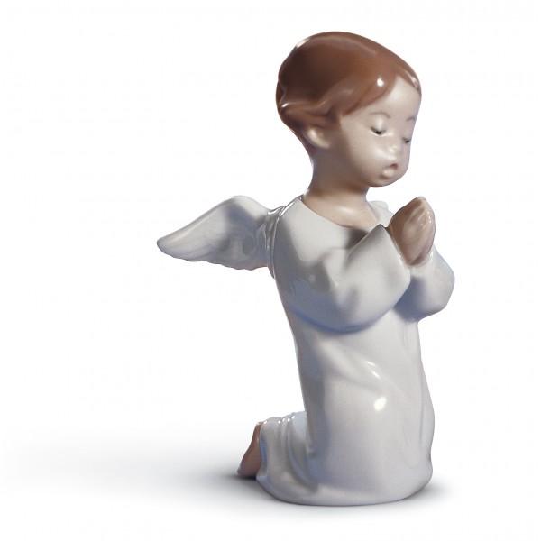 Lladro - Angel Praying