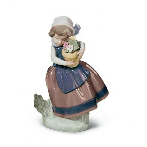Lladro - Spring Is Here