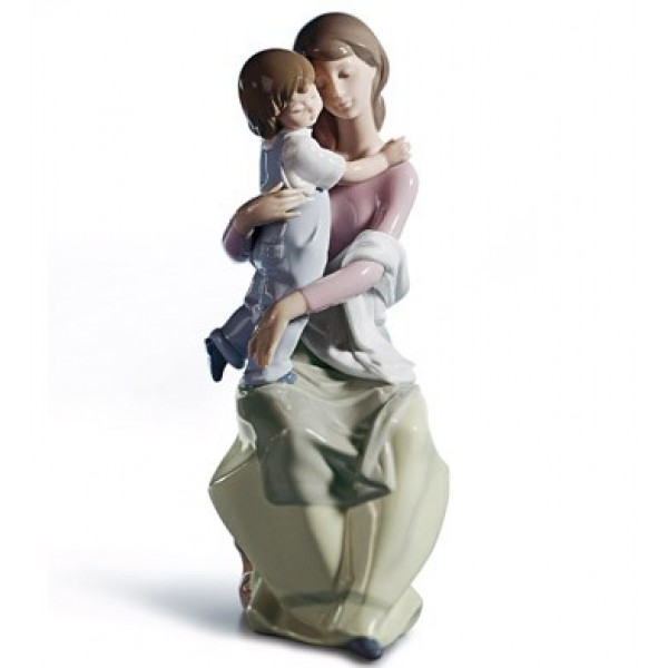 Lladro - A mother's love