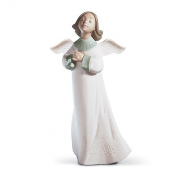 Lladro - An Angel's Wish