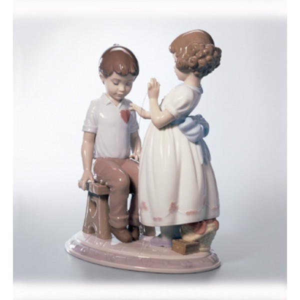 Lladro - With All My Heart