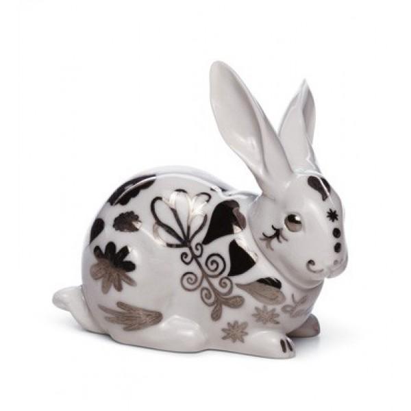 Lladro - Attentive bunny (Re-deco)