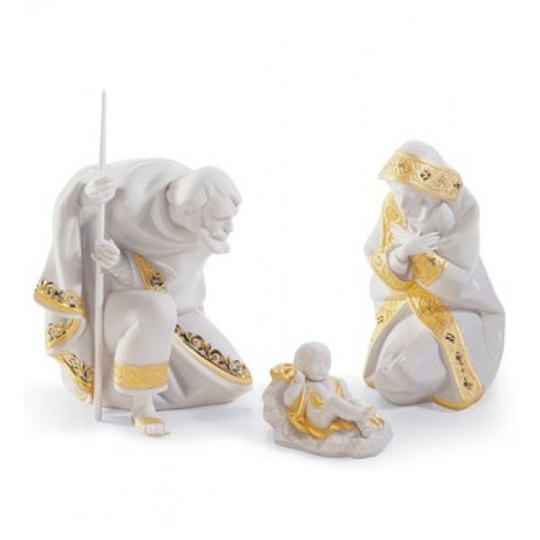 Lladro - Set silent night (Re-deco)