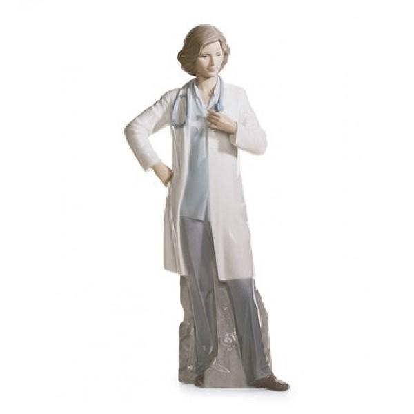 Lladro - Female Doctor
