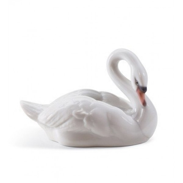 Lladro - Elegant Swan
