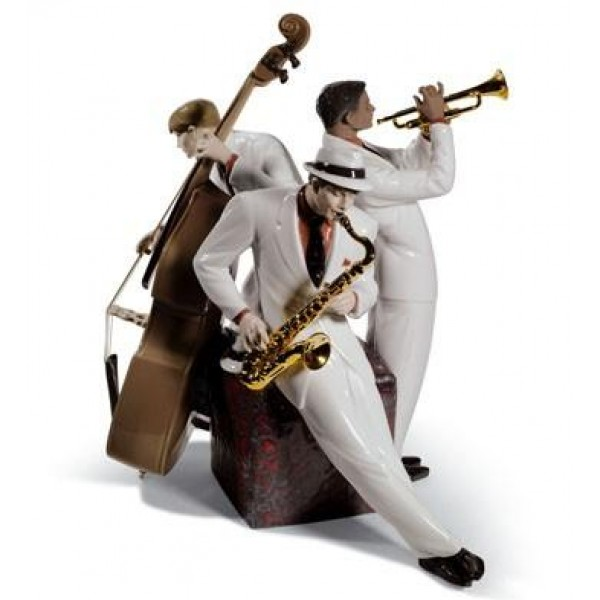 Lladro - Jazz Trio - Limited Edition
