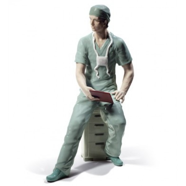 Lladro - Surgeon
