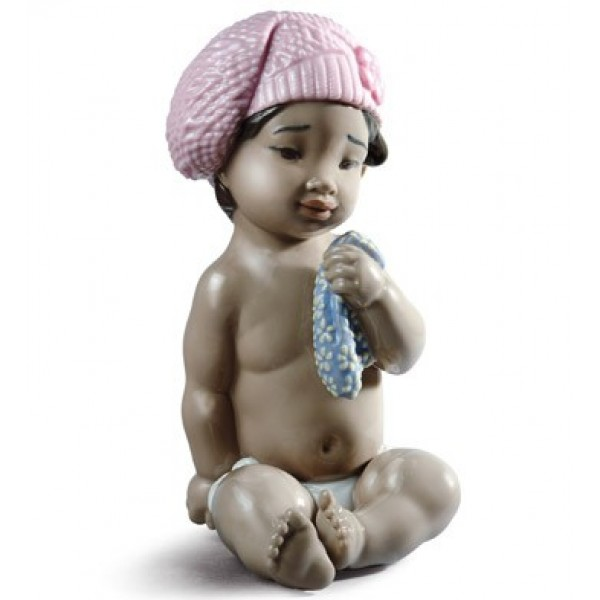 Lladro - Girl With Beret