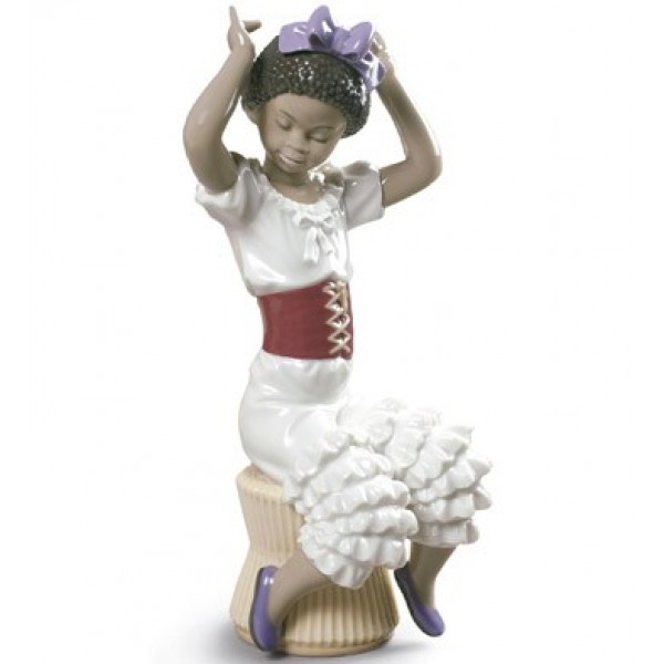 Lladro - Ready for the Drums