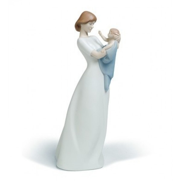 Lladro - A Mothers Treasure