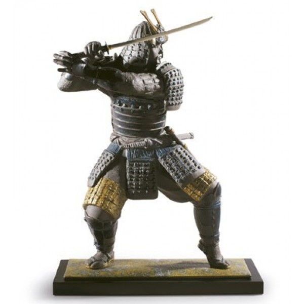 Lladro - Samurai Warrior