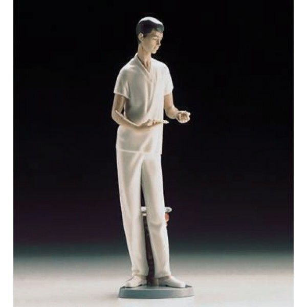 Lladro - Male Nurse