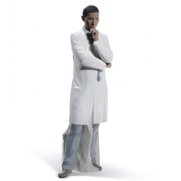 Lladro - Male Doctor