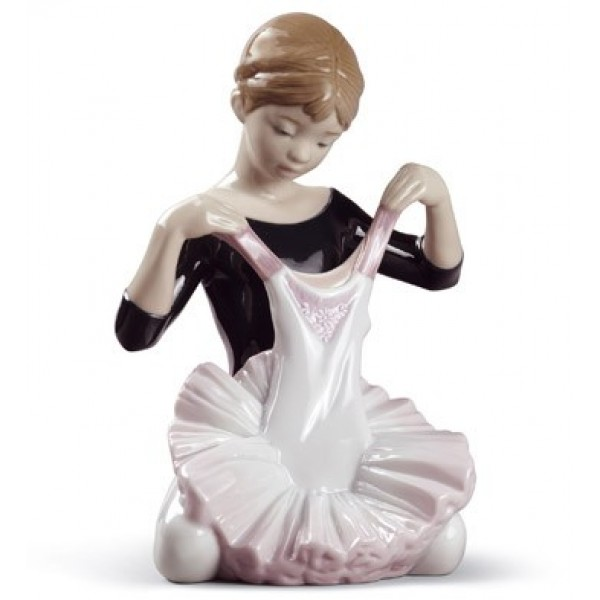 Lladro - My Debut Dress