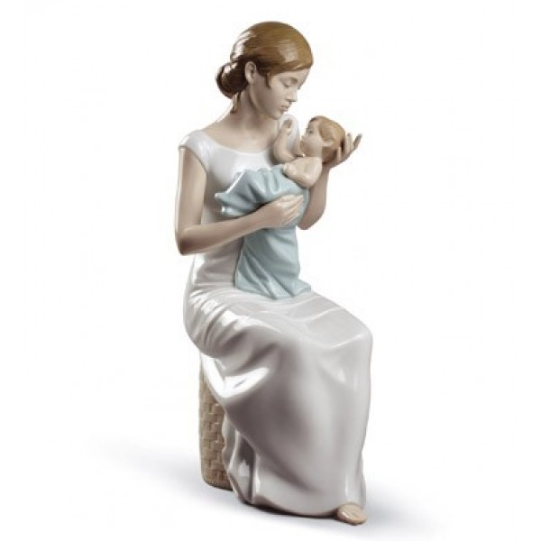 Lladro - Soothing Lullaby