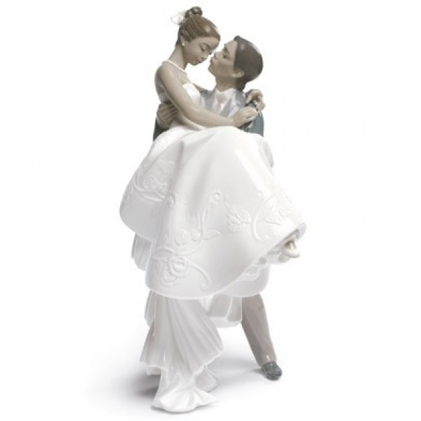 Lladro - The Happiest Day (Bly)