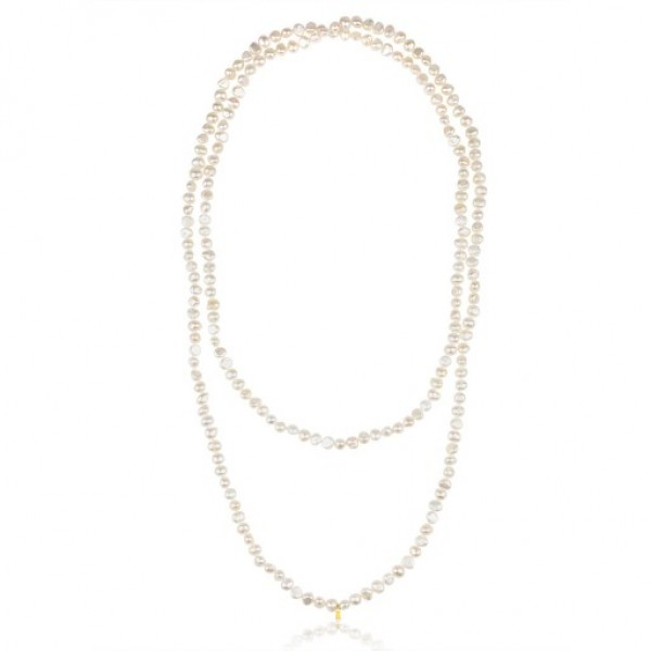 Tous Pearl Necklace