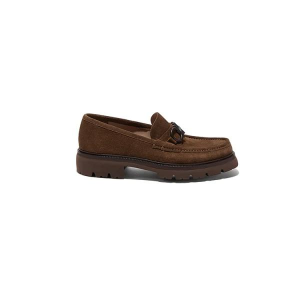 Salvatore Ferragamo - Gancini Moccasin Men's Shoe